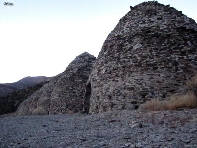 Songs from The Wildrose Charcoal Kilns (part one)
