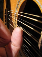 How to fingerpick a 12-string guitar